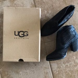 UGG booties size 7